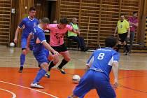 II. liga futsalu: Kladno - Ml. Boleslav 6:5.