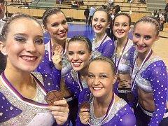 Seniorky braly bronz.