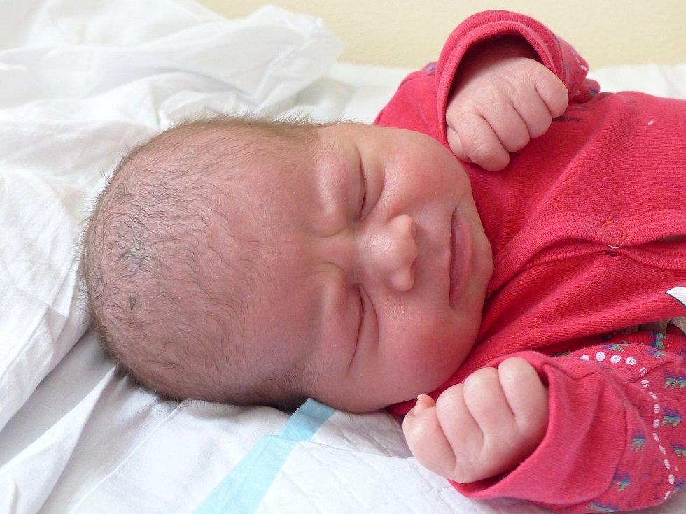 Patricie Jamborová se narodila 10. února 2021 v kolínské porodnici, vážila 4035 g a měřila 51 cm. Do Nové Vsi I odjela se sestřičkou Leticií (1) a rodiči Veronikou a Patrikem.