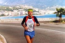 Současný šéf Maratón klubu Kladno František Tůma startoval v minulosti i na maratonu v Monaku.