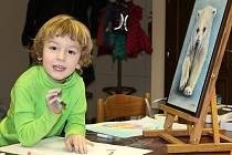 Výtvarná ateliér kreslení a malování Dany Holečkové ve Slaném vítá malé i velké