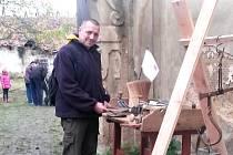 Setkání řemeslníků ve Svárově