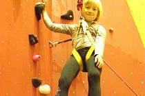 V Kladně otevřeli lezecké centrum