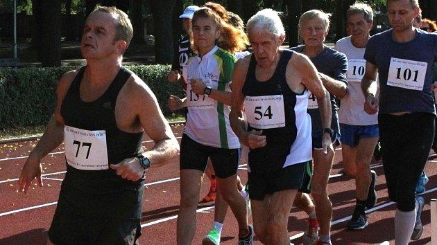 Kladenský maraton po osmnácté