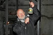 Jan Bor zachránil bývalý důl Michael v Brandýsku.