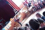 Velké finále se uskutečnilo v Kulturním domě ve Velké Dobré.