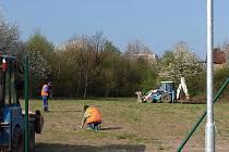 PRÁCE na dokončení druhé etapy Sítenského údolí by měly být dokončeny koncem dubna.