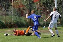 SK Hřebeč - Čechie Velká Dobrá 3:1 , utkání I.A. tř., 2010/11, hráno 4.6.2011