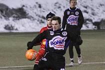 Tomáš Rouček //// SK Kladno a FK Králův Dvůr 2:1 (1:1), utkání Vyšehrad cup 2011, hráno 2.2.2011