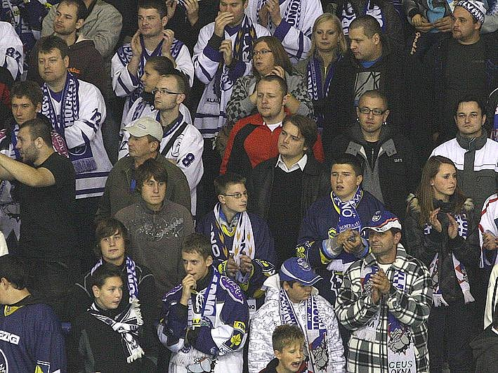 Rytíři Kladno - HC Plzeň 2 : 3,  11. kolo ELH 2011-12