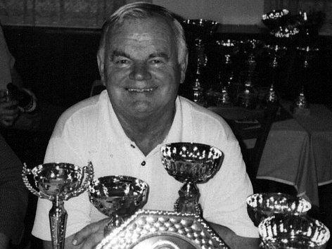 Trofejí vlastní Jaroslav Jůn opravdu mnoho.
