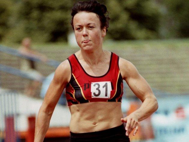 Kateřina Líbalová kladenské ženy k medaili dotáhla.