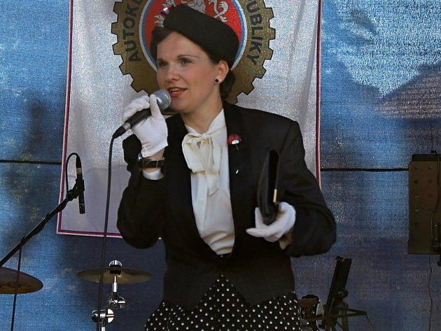 Ludmila Koláček Zusková.