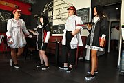 Oděvní návrháři z Kladna slaví úspěch ve středoškolské soutěži.
