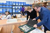 V Kladně přibyla další bezbariérová a zrekonstruovaná škola.