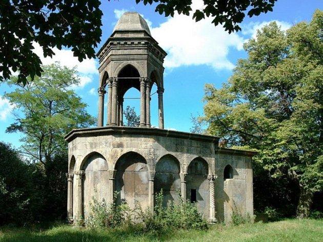 Kaple Božího hrobu ve Slaném byla v letošním roce staticky zajištěna. Další etapy oprav se týkají jejího interiéru.