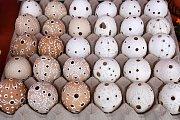 Tradiční velvarské vajíčkobraní.