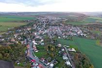 Obec Pchery.