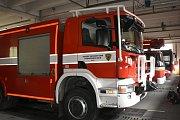 Den otevřených dveří na hasičárně ve Slaném