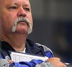 Rytíři Kladno – HC Slovan Ústí nad Labem 3:2 (1:1, 0:0, 2:1), přípravné utkání 4. 8. 2015, vedoucí týmu Václav Blažek