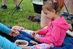 Rodinný den v Kačici 2016, turnaj v malé kopané a kačická pouť