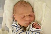 MAREK JEŽEK, BUŠTĚHRAD. Narodil se 13. ledna 2018. Po porodu vážil 3,28 kg a měřil 48 cm. Rodiče jsou Iveta Ježková a Jakub Ježek. (porodnice Kladno)