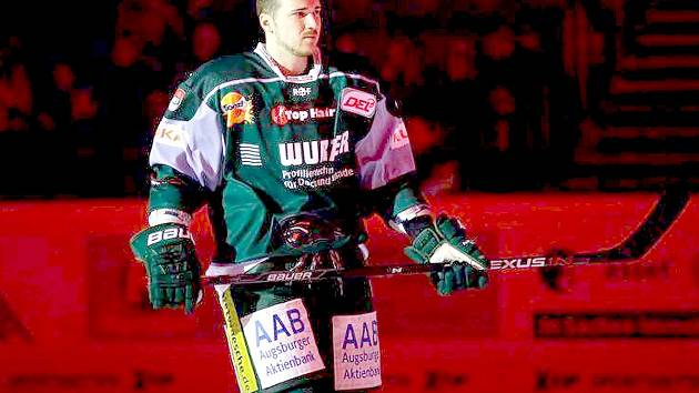 David Stieler v dresu Augsburgu