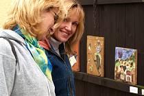 Výstava pod širým nebem nazvaná Kladenské dvorky se uskuteční o víkendu 2. a 3. června v Podprůhonu.