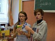 Františkiáda se na škole konala již počtvrté.