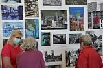 Zahájení 48. ročníku mezinárodní dětské výtvarné výstavy v Lidicích.
