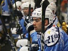 Rytíři Kladno – HC Energie Karlovy Vary 3:2 sn WSM liga, , David Tůma