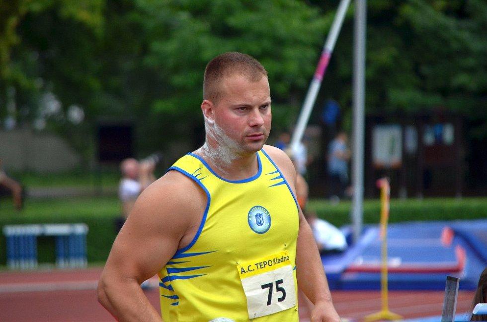 Miroslav Pavlíček je trojnásobným mistrem republiky