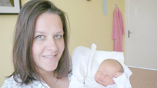 Tereza Petráková, Praha-Dejvice. Narodila se 27. října 2013. Váha 3,15 kg, míra 47 cm. Rodiče jsou Petra Potůčková a Pavel Petrák (porodnice Kladno).