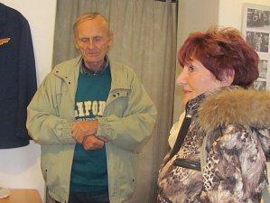 Výstava o ČSAD Slaný v Galerii Dobeška