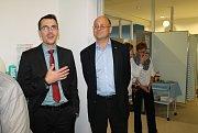 V Oblastní nemocnici Kladno uvedli slavnostně do provozu nové  CT