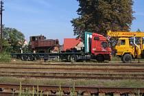 V těchto dnech  se rozrostla největší sbírka cukrovarských lokomotiv vČR soustředěných ve zlonickém železničním muzeu o další jedinečný exponát.