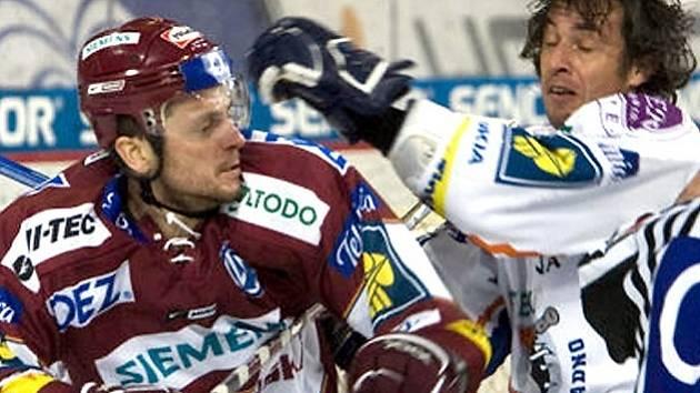 Radek Gardoň (vpravo)