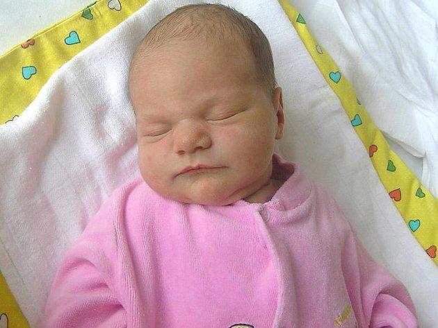 Tereza Břindová, Žižice, 28.2.2010, váha 3,59 kg, míra 51 cm, rodiče jsou Jitka  a Martin Břindovi, (porodnice Slaný)