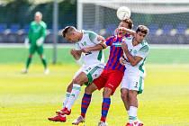 Viktoria Plzeň B - Hostouň 2:0. Foto: FCVP/Martin Skála