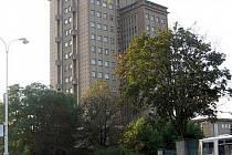 Město Kladno nájemní domy například ve Vítězné ulici v Rozdělově.