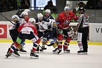Kladno doma nestačilo na Pardubice a podlehlo 0:5.