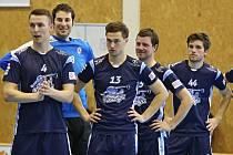 Kanonýři Kladno – FBC PULLO TRADE Česká Lípa 4:5 (1:3, 1:1, 2:1), Tipsport Superliga, baráž 23. 4. 2017