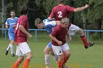 Braškov - Loděnice 0:2 (0:0), I.B.tř., hráno 7.6.2009