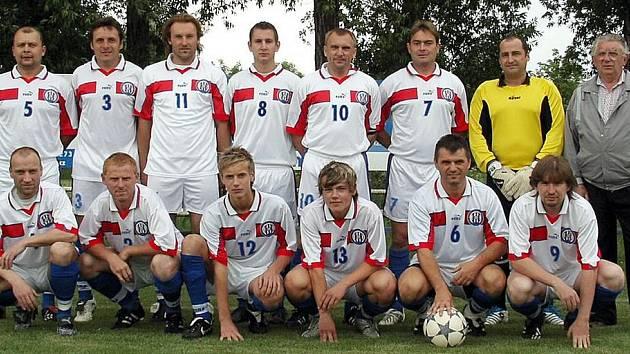 Slovan Velvary B, vítěz III. třídy B.