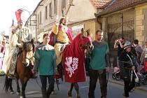 Sobotní oslavy ve Velvarech.