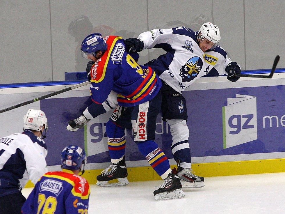 Rytíři Kladno - HC Motor České Budějovice , 1.liga LH 2014-15, 44 kolo, 14.1.15