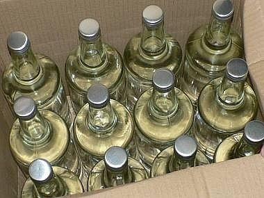Metanol - jedovatý alkohol, který může zabíjet
