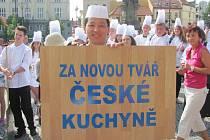 Oslavy sv. Vavřince 2013 v Kladně.
