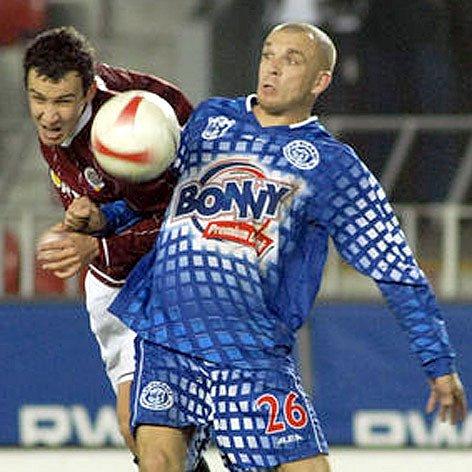 Josef Semerák je posledním střelcem Kladna z řad útočníků.
