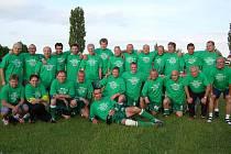 Liga starých pánů: Vítěz ročníku 2010-11 Kablo Kročehlavy